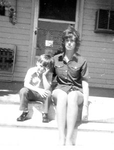 Mom and Butchie 1972 - Version 2