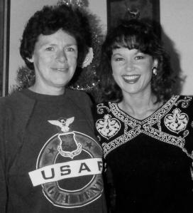 Mom and me 1991