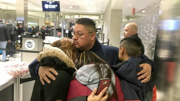 Father Deported